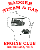 BADGER STEAM & GAS ENGINE CLUB